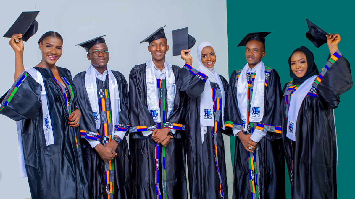 diplômé UASTM Niamey, Niger