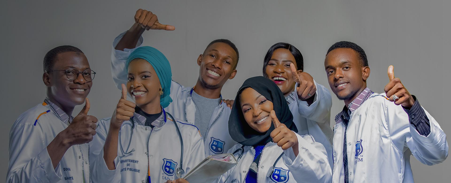 Université Africaine des Sciences Sociales Techniques et Médicales Niger